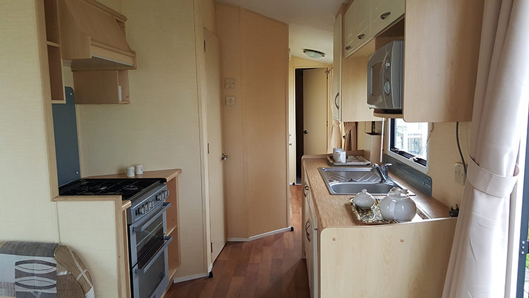 willerby herald 2009 kitchen